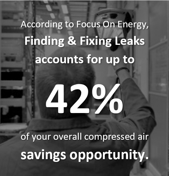 Wasmer-Company-Compressed-Air-Leak-Offer-Best-Practices-Statistics